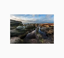 Late Afternoon on Stanage Edge Unisex T-Shirt