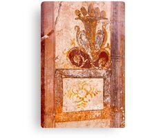Art From Pompeii Canvas Print