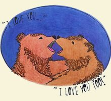 I Love You Too by Grace Marie
