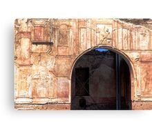 The Palace Of Pompeii Canvas Print