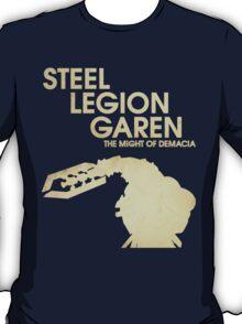 Steel Legion Garen - The Might of Demacia T-Shirt