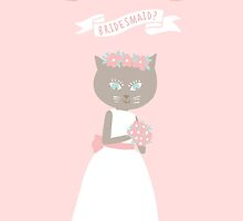 BE MY BRIDESMAID, PRETTY IN PINK by Jane Newland