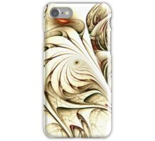 Ivory Bird iPhone Case/Skin