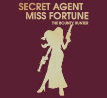 Secret Agent Miss Fortune - The Bounty Hunter by Elite297A