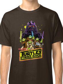 Turtles Strike Back Classic T-Shirt