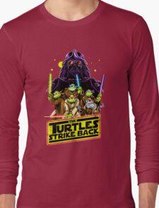 Turtles Strike Back Long Sleeve T-Shirt
