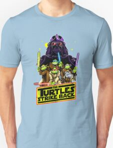 Turtles Strike Back Unisex T-Shirt