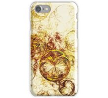 Lemon Bubbles iPhone Case/Skin