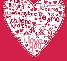 Te Amo by Lydia Meiying