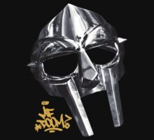 MF Doom Grayscale by upcs