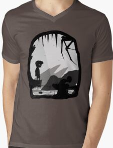 Lord of the Limbo Mens V-Neck T-Shirt