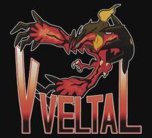 Yveltal - Pokémon XY by Namueh