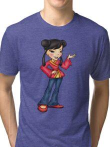 Little Cutie Tri-blend T-Shirt