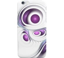 Magenta Creation iPhone Case/Skin