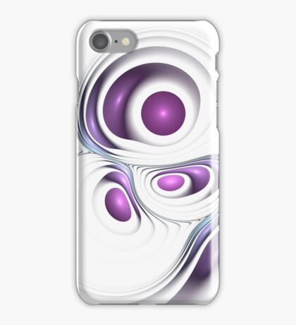 Magenta Creation iPhone Case/Skin