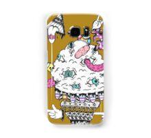 Monster Ice Cream  Samsung Galaxy Case/Skin