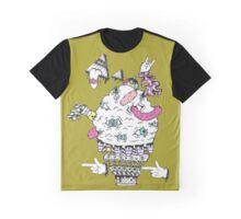 Monster Ice Cream  Graphic T-Shirt