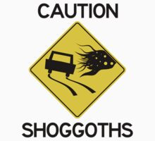 Shoggoth Crossing by Nathan Sahb