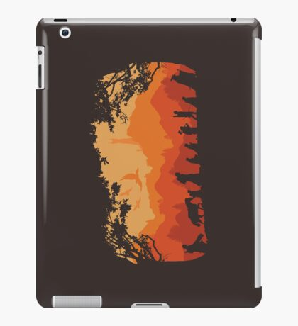 Nine Companions iPad Case/Skin
