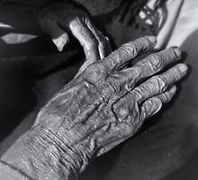 Old Hand by Graham McAndrew
