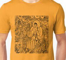Silk Road Buddha Unisex T-Shirt