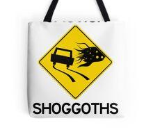 Shoggoth Crossing Tote Bag