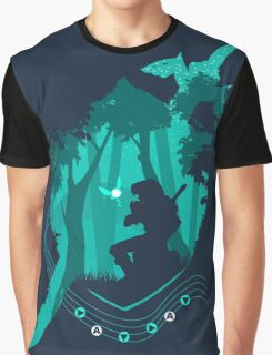 Song of Time Graphic T-Shirt