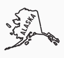 Alaska - My home state Kids Clothes