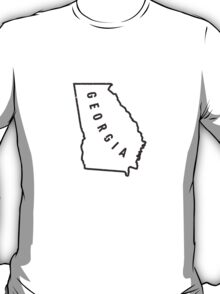 Georgia - My home state T-Shirt