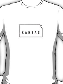 Kansas - My home state T-Shirt