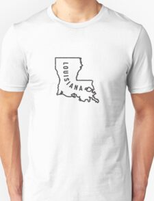 Louisiana - My home state T-Shirt