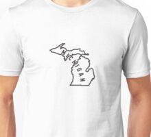 Michigan - My home state Unisex T-Shirt