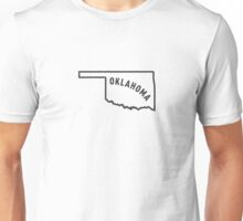 Oklahoma - My home state Unisex T-Shirt