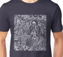 Silk Road Buddha III Unisex T-Shirt