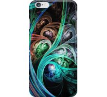 Night Phoenix iPhone Case/Skin