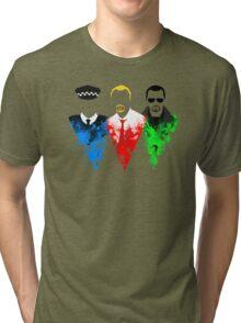 Three Flavours Cornetto Tri-blend T-Shirt
