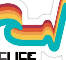 SurfLife Sticker