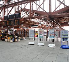 Birmingham Moor Street Railway Station by Keith Larby