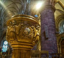 St Magnus Cathedral, Orkney by Stephen Hall