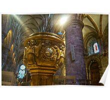St Magnus Cathedral, Orkney Poster
