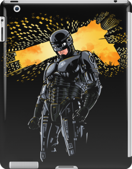 Detroit Knight Rises by AtomicRocket