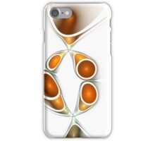 Orange Creation iPhone Case/Skin
