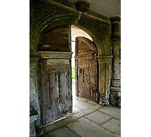Open Door Photographic Print