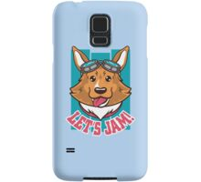 Let's Jam! Samsung Galaxy Case/Skin