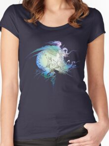 Crystal Women's Fitted Scoop T-Shirt