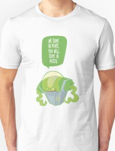 Alien General T-Shirt