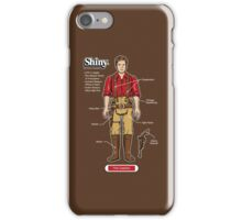 Action Mal iPhone Case/Skin
