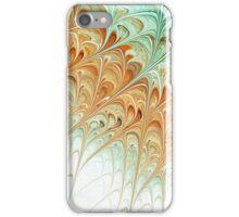 Orange Folium iPhone Case/Skin