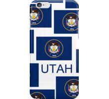 Smartphone Case - State Flag of Utah VII iPhone Case/Skin
