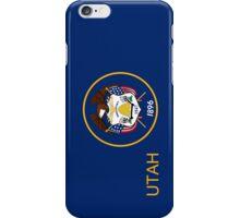 Smartphone Case - State Flag of Utah X iPhone Case/Skin